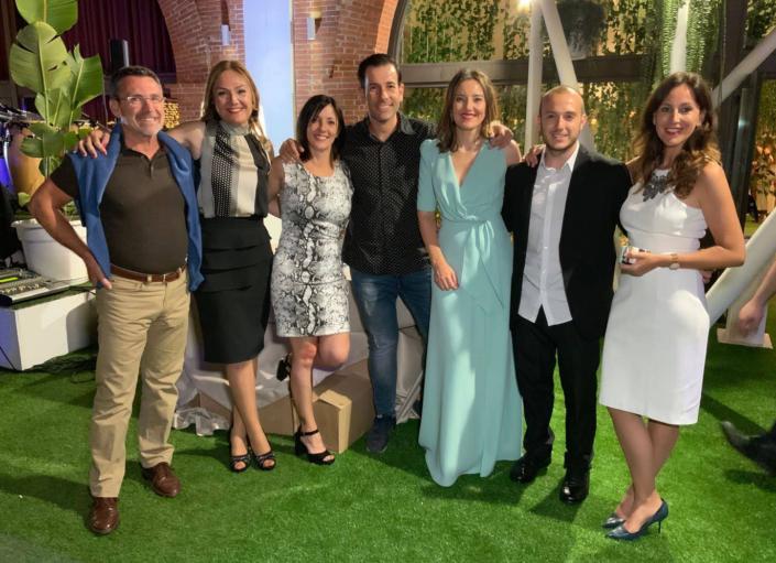 Begoña Campos revista And magazine Castelon - eventos
