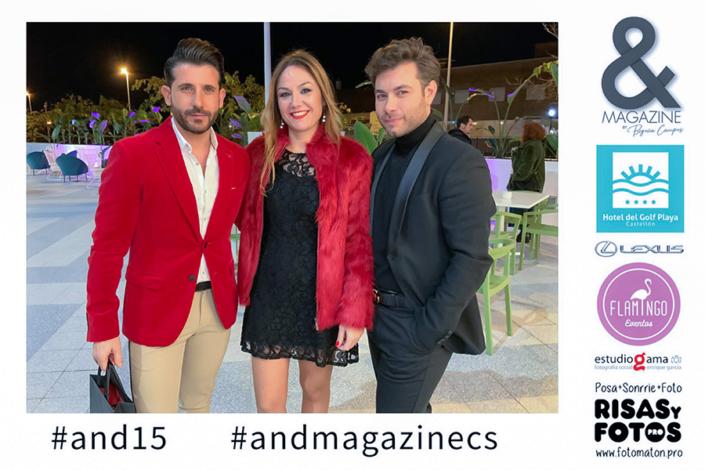 And Magazine eventos y sociedad Castellón
