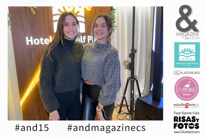 And Magazine eventos en Castellón