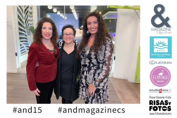 And Magazine Castello nº15 Eventos-gente