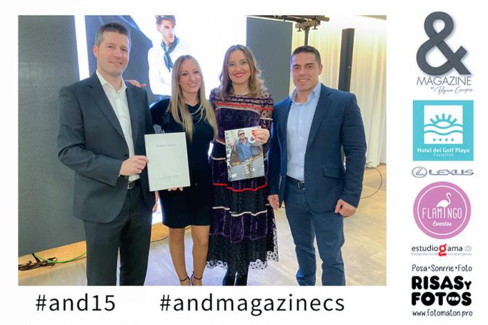 Begoña Campos Revista nº15 And Magazine Castellón