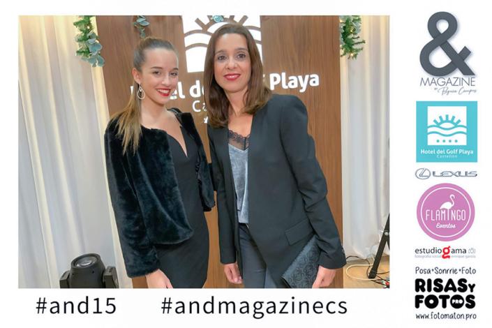 And Magazine Castello nº15 presentación hotel golf playa