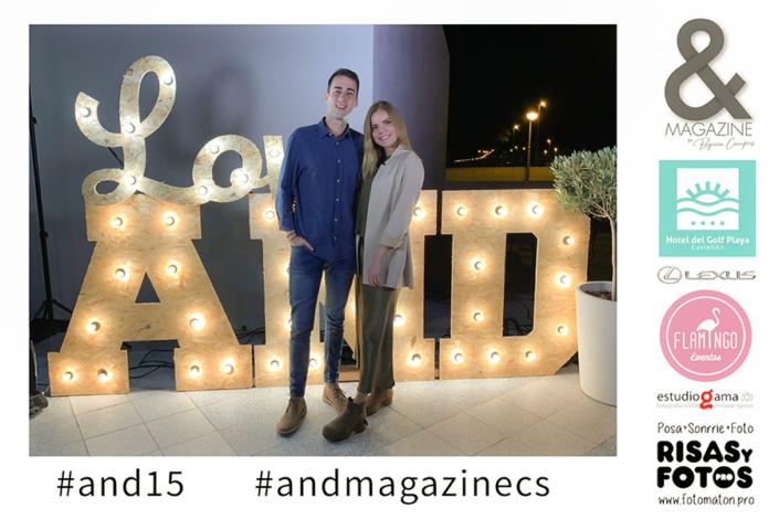 Revista And Magazine Castellon numero15