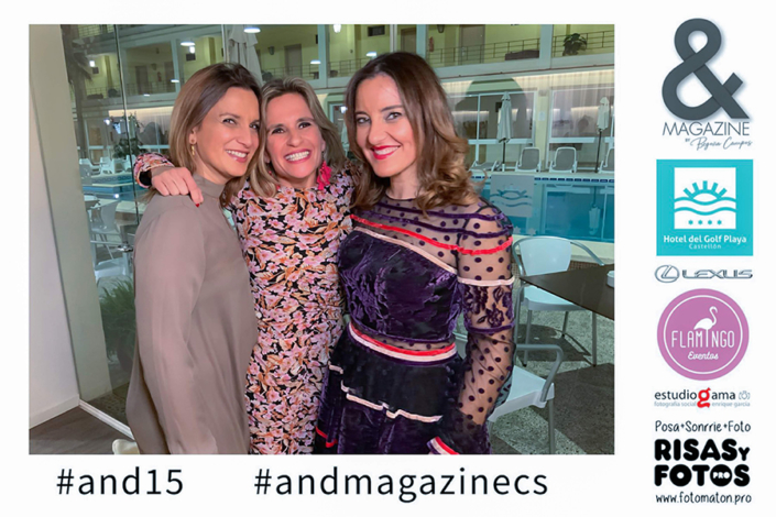 Begoña Campos And Magazine Castellon numero15