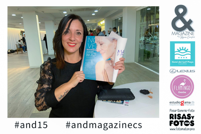 And Magazine Castello nº15